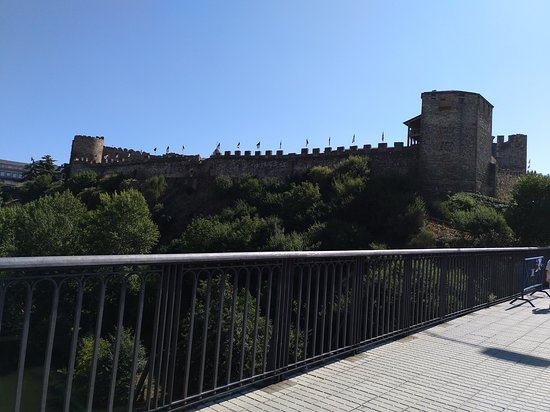 Castillo de los Templarios Photo