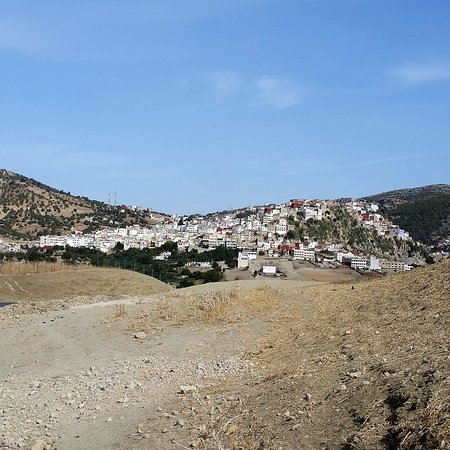 "مولاي إدريس, المغرب: Holy City of Moulay Idriss Zerhoun ""Photo Opportunity"" "