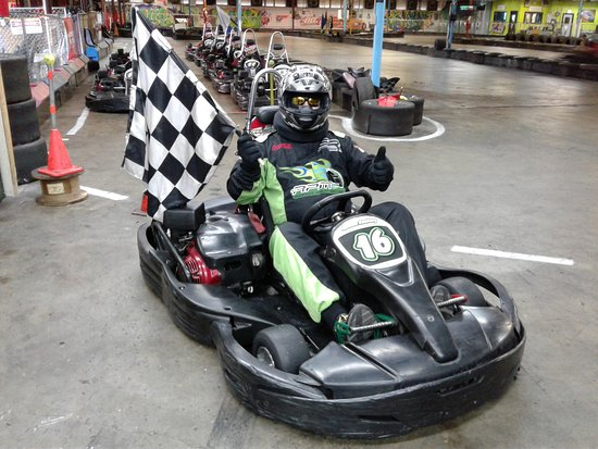 Spartanburg, Caroline du Sud : Let's Race, Faster Karts are More FUN!