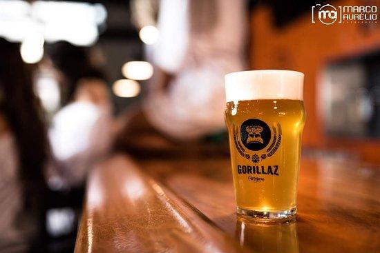 Cervejaria Gorillaz
