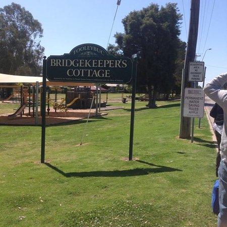Tooleybuc, Australien: Lions Park