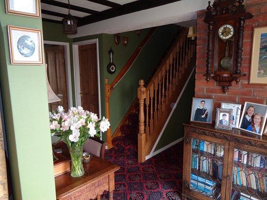 Saxilby, UK: Reception Hall