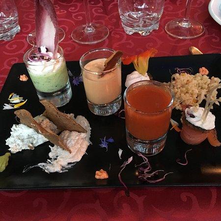 Herbignac, Γαλλία: Assiette dégustation un régal