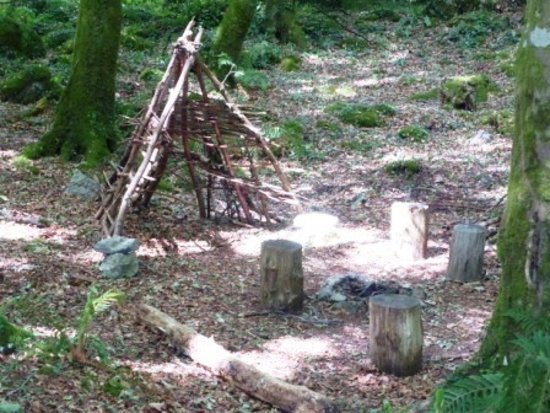 Sixmilebridge, Irlandia: Hunters shelter
