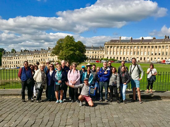 ‪History of Bath Walking Tours‬