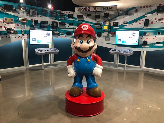 ‪National Videogame Museum‬