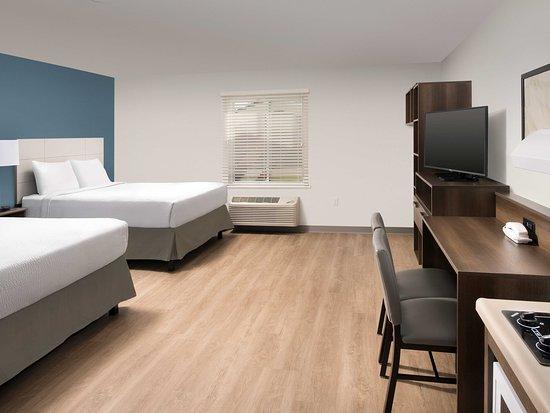 Woodspring Suites Washington DC East Arena Drive