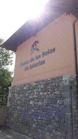 Panes, Spain: Museo de los Bolos