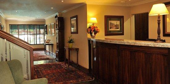 Faircity Falstaff Hotel: Lobby