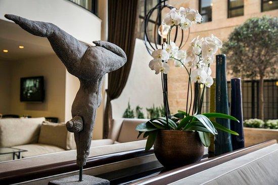 Harmony Hotel Jerusalem - an Atlas Boutique Hotel: Lobby
