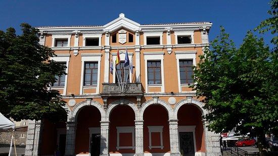 Colombres, Spain: Ayuntamiento