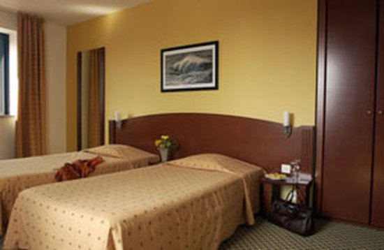 Saint-Gregoire, France : Guest room