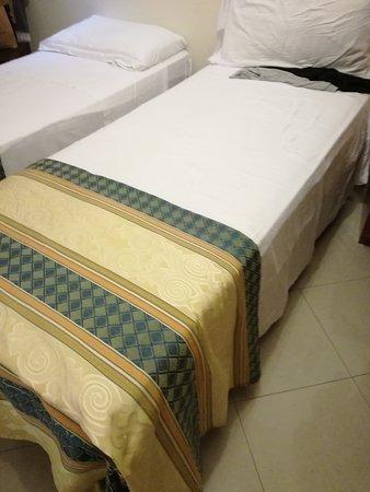 Hotel Hieracon: lits