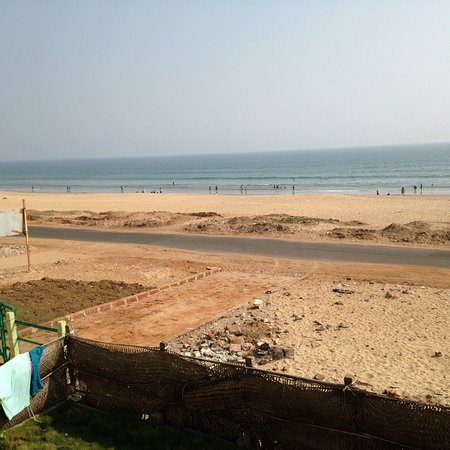 Puri District, India: Sagar Vihar Beach House