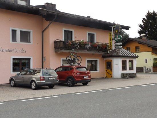Maishofen, Αυστρία: Esterno