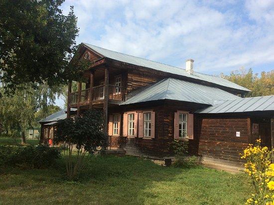 Минниханов побывал на экскурсии в музее-заповеднике «Ленино-Кокушкино» | 411x550