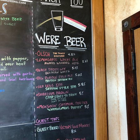 Outer Banks Brewing Station: photo4.jpg