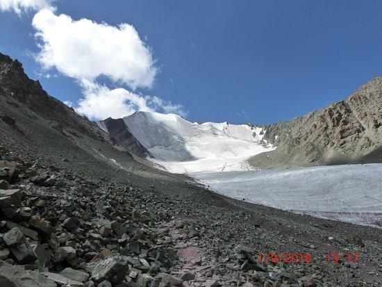 Leh District, Индия: Glacier