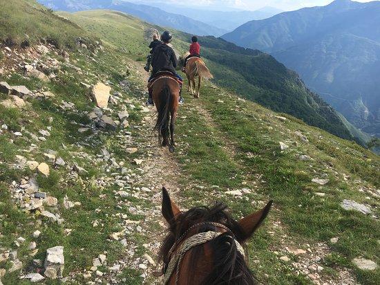Galicnik, Mazedonien: Great views