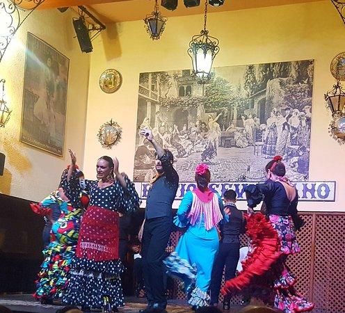 Flamenco Show Picture Of El Patio Sevillano Seville Tripadvisor