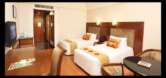 GreenPark Chennai: Guest room