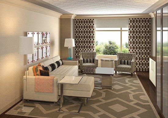 Coushatta Grand Hotel: Suite