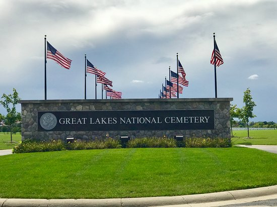 ‪Great Lakes National Cemetery‬