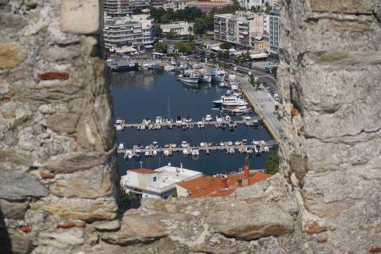 Panagia: harbour