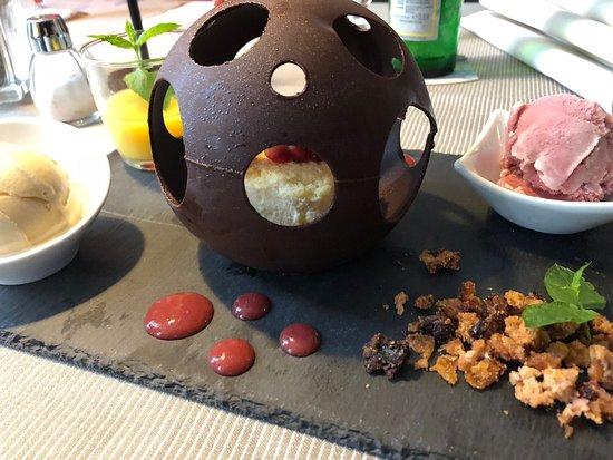 Schortens, Germany: Dessertvariation