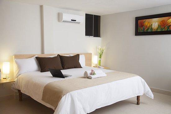 Talara, Perù: Guest room