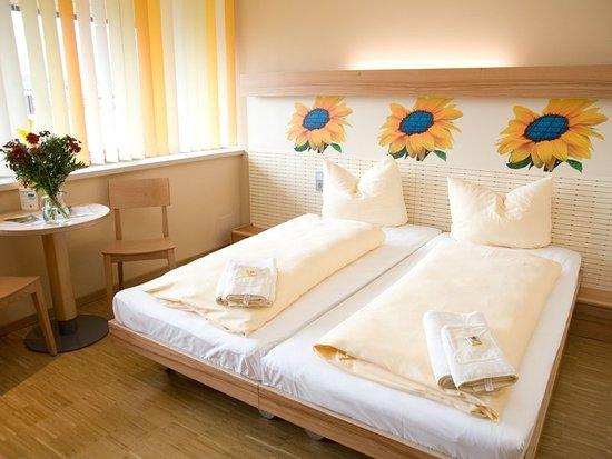 Julich, Jerman: Guest room
