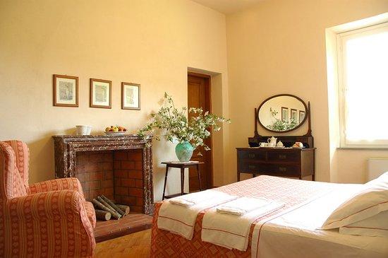 Caldana, Italie : Guest room