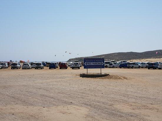 Prassonissi, اليونان: Parcheggio