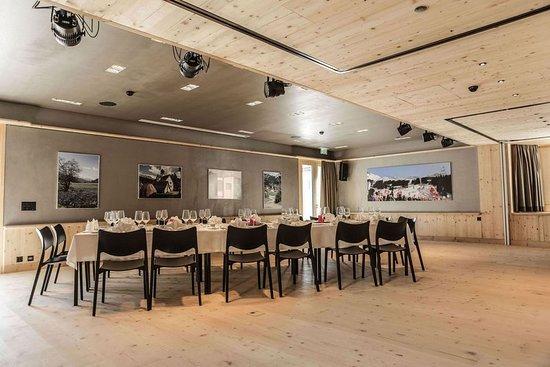 Parpan, Schweiz: Meeting room