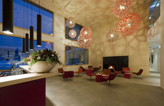Parpan, Schweiz: Lobby