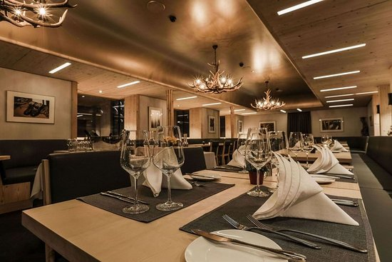 Parpan, Schweiz: Restaurant