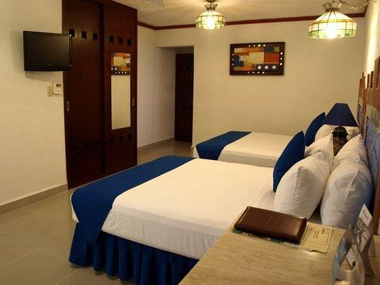 Hotel Las Golondrinas: Guest room