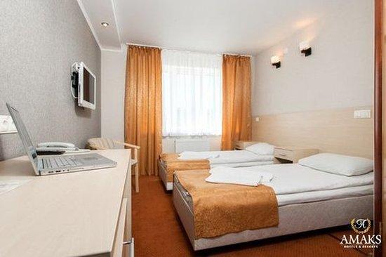 Zhlobin, روسيا البيضاء: Guest room