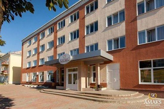 Zhlobin, روسيا البيضاء: Exterior