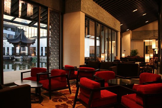 Old Xianheng Hotel : Lobby
