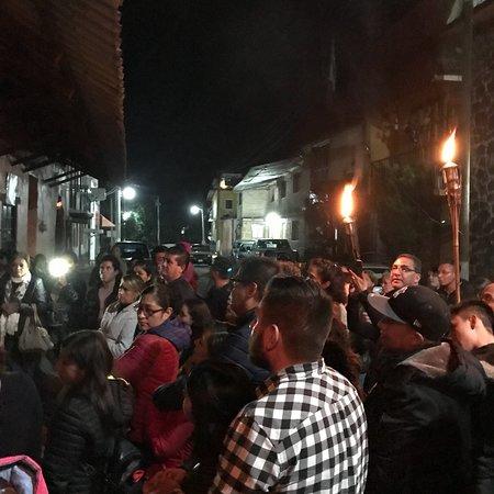 Noche De Leyendas