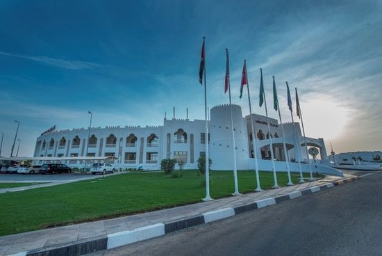 Liwa Oasis, United Arab Emirates: Exterior