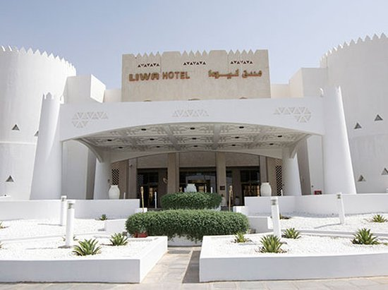Liwa Oasis, Ηνωμένα Αραβικά Εμιράτα: Business center