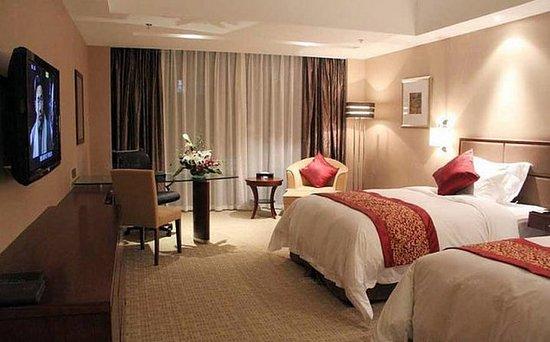 Gaomi, China: Guest room