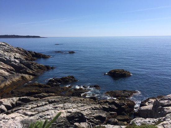 Isle Au Haut, ME: Another coastal trail view