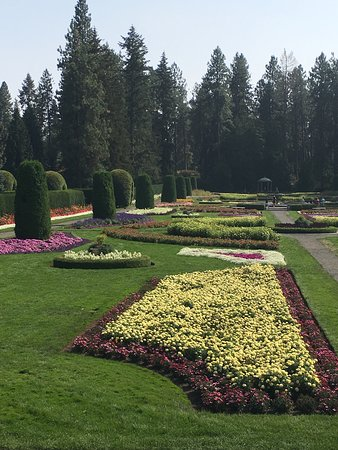 Manito Park: Gardens