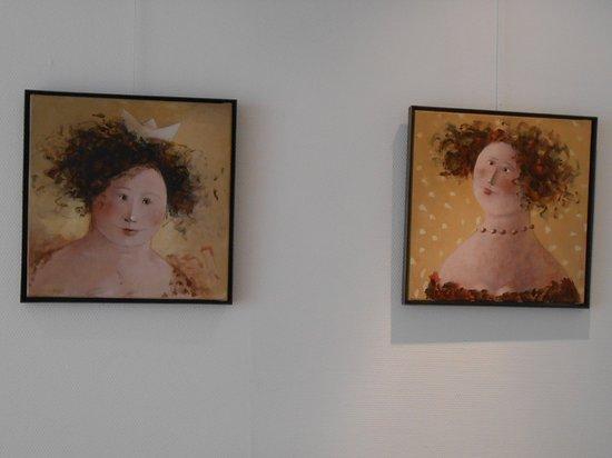 Rijs, The Netherlands: Prachtige werken van Evert Van Hemert