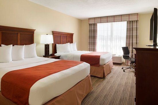 Macedonia, Огайо: Guest room