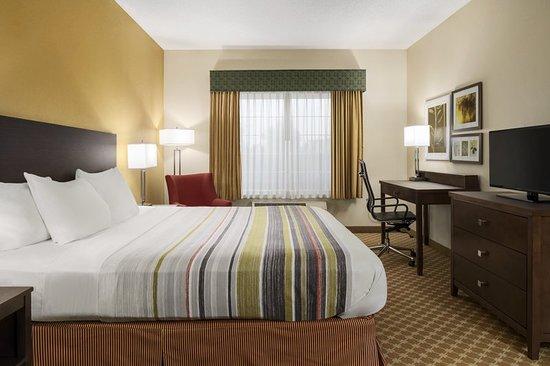 มันเตโน, อิลลินอยส์: Guest room