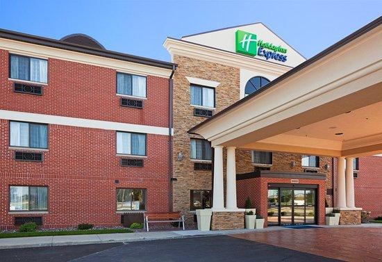 ホリデー イン エクスプレス シェボイガン コーラー I-43 ホテル